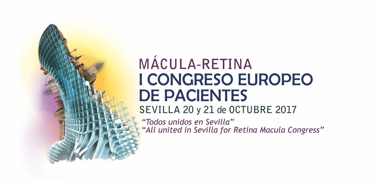I Congreso Europeo Pacientes Mácula y Retina