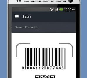 Aplicaciones Android para discapacitados visuales: ScanLife