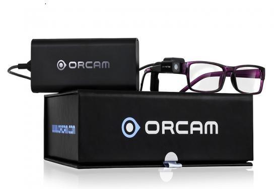 ORCAM: un dispositivo de visión artificial portátil