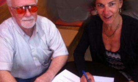 Firma de acuerdo entre la SEEBV y la Asociación Mácula Retina