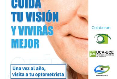 Chequea tu visión