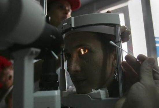 Implantan células madre en procedimientos ópticos