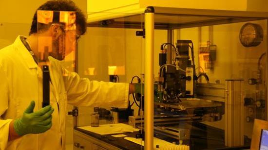 Nuevo ensayo con una nueva retina artificial