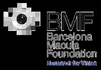 Logo de BMF (Barcelona Macula Foundation)