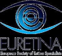 Logo de Euretina (European Society of Retina Specialists)