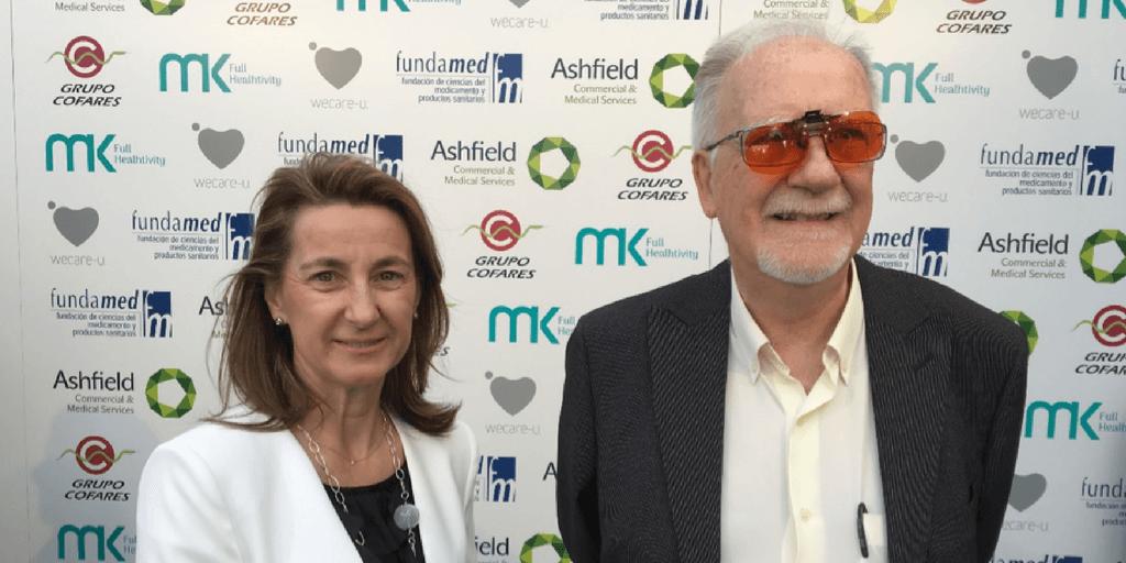 Mácula Retina finalista en Premios FUNDAMED & Wecare-u