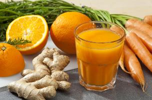 Los carotenoides pueden ralentizar la DMAE seca