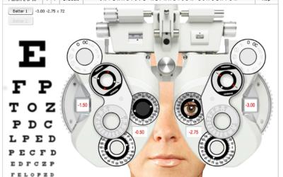Optimización visual para pacientes condiscapacidad visual