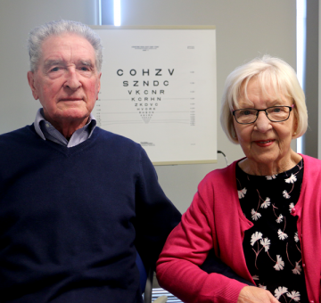 Dos pacientes con DMAE recuperan la vista con células madre
