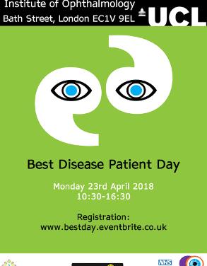 Best Disease Patient Day 2018