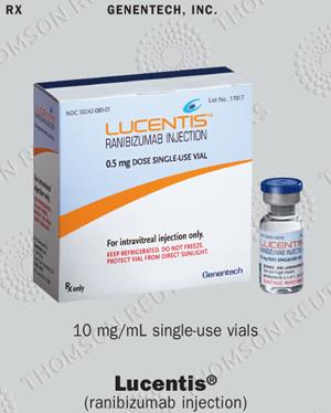 Uso del ranibizumab a largo plazo para DMAE