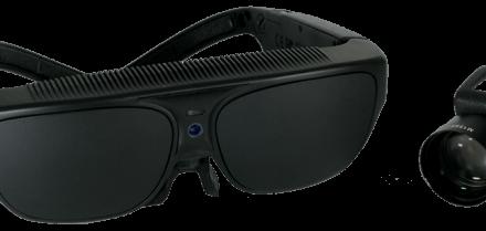 Nuevas gafas inteligentes diseñadas para ayudar a los pacientes con baja visión