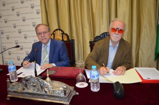 El Ateneo de Sevilla acogerá un Observatorio de enfermedades oculares