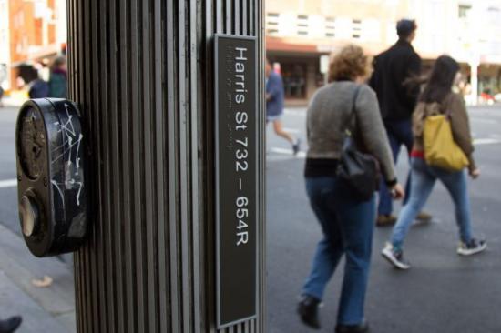 Sydney lanza la 'más grande red Braille y táctil del mundo'