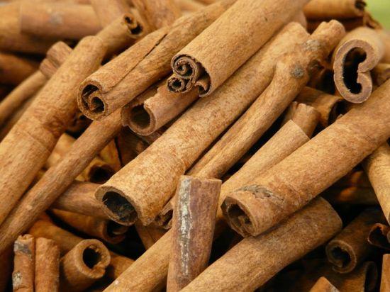 La canela y su alto poder antioxidante