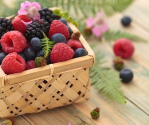 Antioxidantes en los alimentos