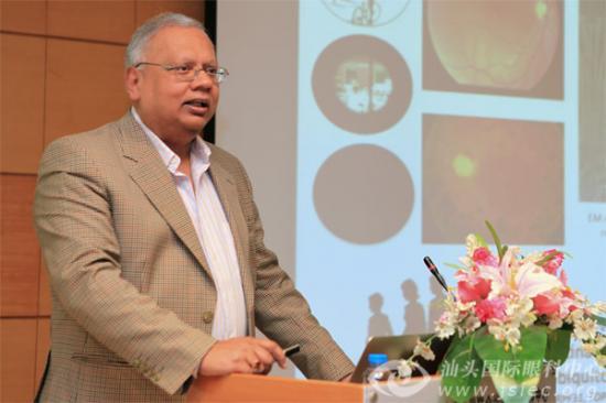 Degeneración de la retina: de la genética a la terapia