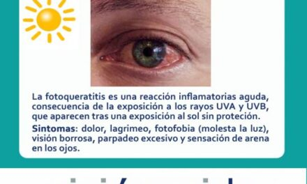 Comerciar con la salud visual