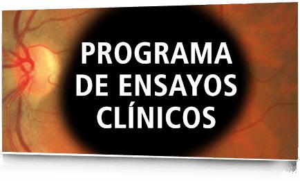 L'Institut de la Màcula i de la Retina desarrolla un programa de innovadores ensayos clínicos sin coste y busca reclutar pacientes con DMAE