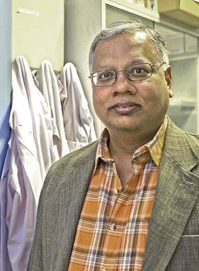 El Profesor Shomi Bhattacharya, en nuestro Comité científico