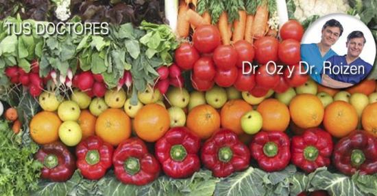 Las verduras son importantes para tu organismo