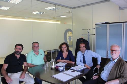 La Asociación Mácula Retina visita la Fundación Progreso y Salud