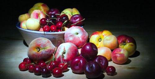 Frutas con hueso… bocados de salud