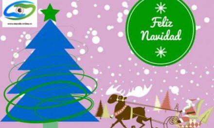 Felices Fiestas y Año Nuevo