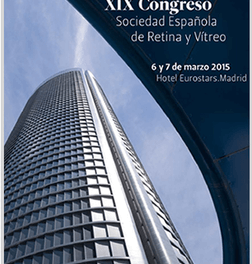 XIX Congreso Sociedad Española de Retina y Vitreo