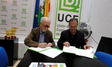 UCA-UCE y Mácula Retina firman un convenio marco de colaboración