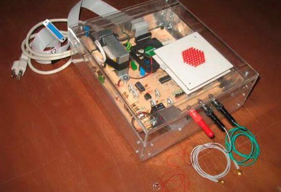 Estimulador eléctrico para tratar discapacidad visual