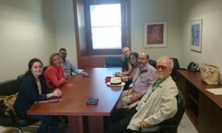 La Comisión de Sanidad del Parlamento de Andalucía aprueba nuestra PNL