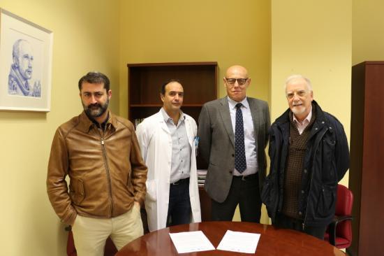 Convenio colaboración con Hospital San Juan de Dios del Aljarafe