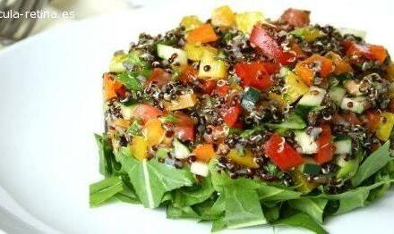 Para llevar una alimentación saludable