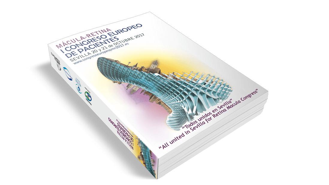 Conoce el programa del I Congreso Pacientes Mácula Retina