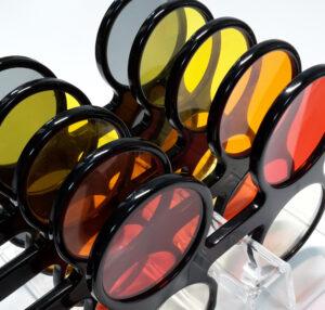 Filtros baja visión mácula retina
