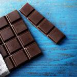 Chocolate negro en su lista de la compra