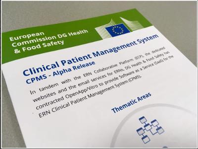 Sistema de Gestión Clínica de Pacientes de la Comisión Europea