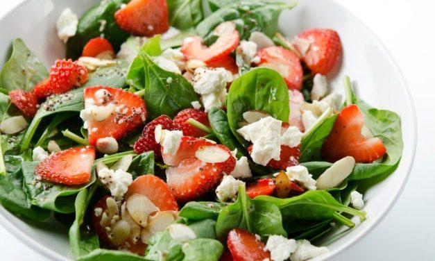 8 alimentos ricos en antioxidantes