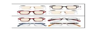Gafas prismáticas