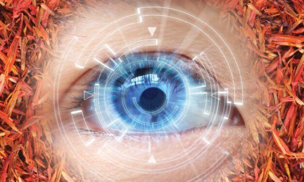 La administración de suplementos de azafrán mejora la agudeza visual