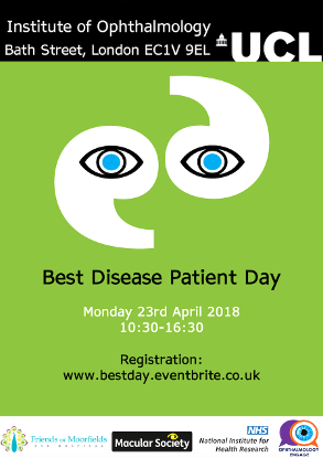 Best Disease Patient Day 2018