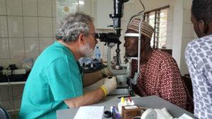 El doctor Esteban en Benín