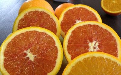 Consumir una naranja al día reduce un 60% riesgo de DMAE