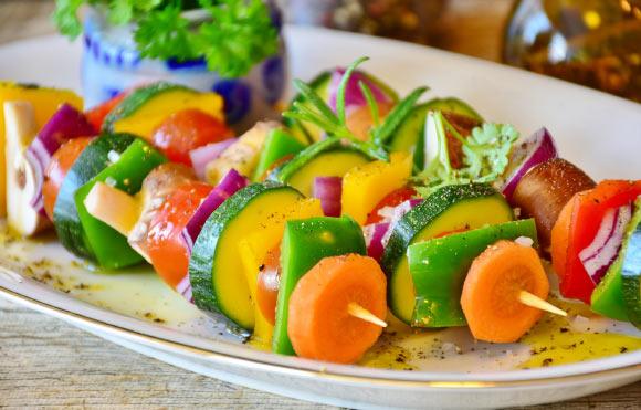 La dieta saludable puede reducir el riesgo de DMAE