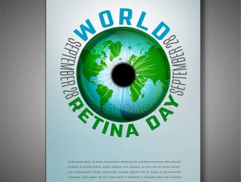 World Retina Day 29th september 2018