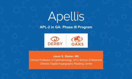 Primer paciente fase 3 ensayo APL-2 para atrofia geográfica