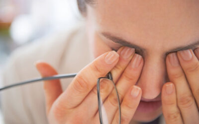 Reacciones ante la pérdida de visión