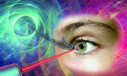 Terapia génica ocular no viral con láser y nanotecnología
