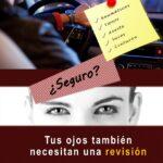 La importancia de la salud visual en la seguridad vial
